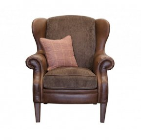 Alexander & James Hudson Wing Chair (Fabric Pack - Option 2)