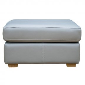 G Plan Seattle Footstool With Show Wood Feet