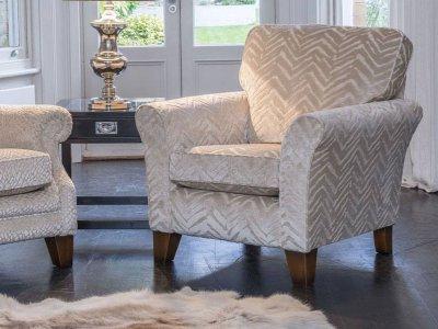 Alstons Cambridge Accent Chair