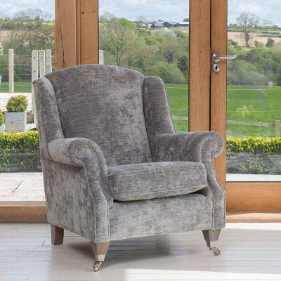 Alstons Eden Wing Chair