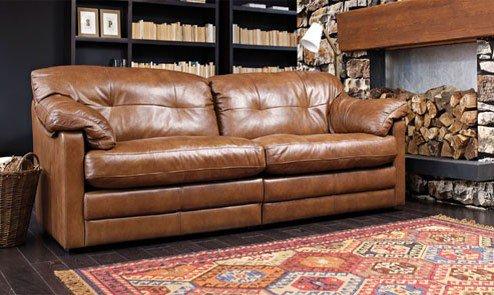 Alexander & James Bailey 4 Seater Sofa (split in two halves)