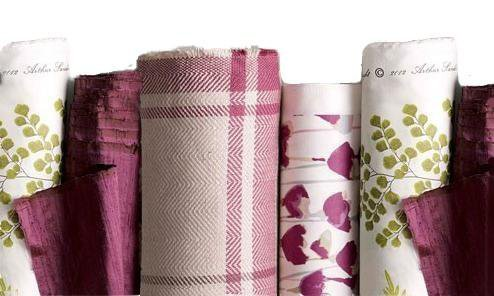 Alstons Barcelona Fabric By The Metre