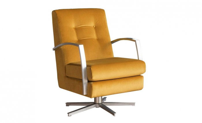 Alstons Copenhagen Swivel Chair