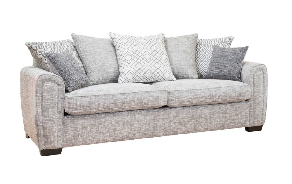 Buy Alstons Memphis Grande Pillow Back Sofas At UK\'s Best Prices ...